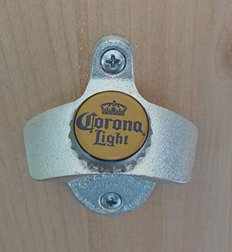 corona bottle opener wall mount - 3