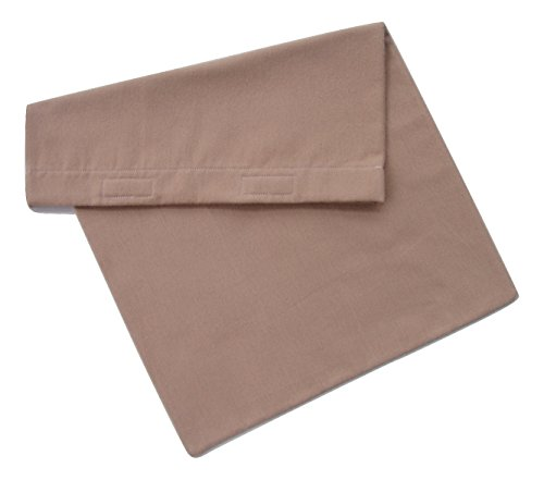 """Flannel Replacement Cover for 12""""x15"""" Heating Pad"""