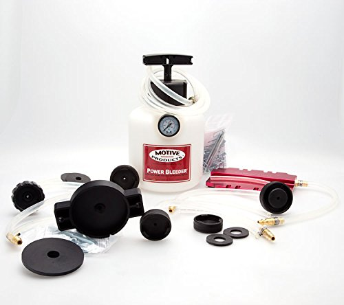 Motive Products Pro Power Bleeder Kit MP-0260