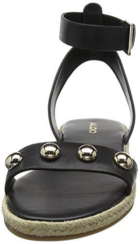 Black Sandales Femme Noir Jet Cheville 97 Alaeniel ALDO Bride qwC6160