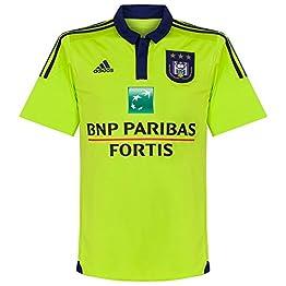 adidas Royal Sporting Club Anderlecht 15/16 Extérieur - Maillot de Foot - Size XS