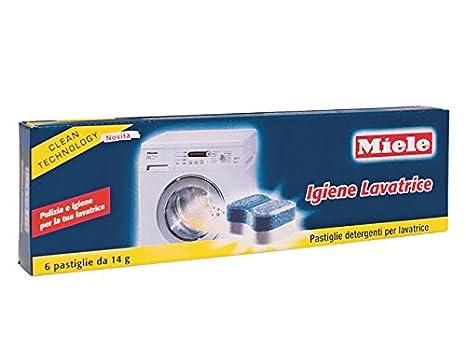Miele EC037735 Elettrodomestici Compressa disincrostante: Amazon.it ...