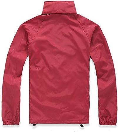 Lightweight Jacket Windbreaker Jacket Waterproof Cycling Jacket Rain Coat Outdoor Running Activewear for Men Women