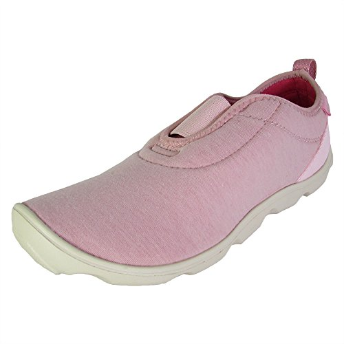 Crocs Womens Socks - Crocs Women's 16211 Duet Bsy Dy H Esy On Flat,Pearl Pink/Stucco,6 M US