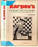 Karpov's Collected Games, Davide Levy, 0890582041