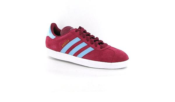 Amazon.com | Adidas Gazelle 2 Red Suede