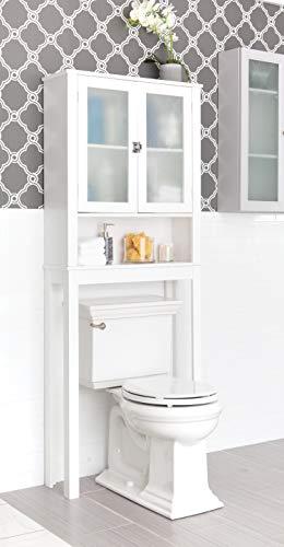 Zenna Home Classic bathroom spacesaver, White