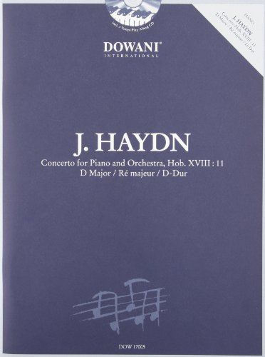 CONCERTO FOR PIANO AND ORCHESTRA IN D MAJOR HOB XVIII:11 by Brand: Dowani Editions