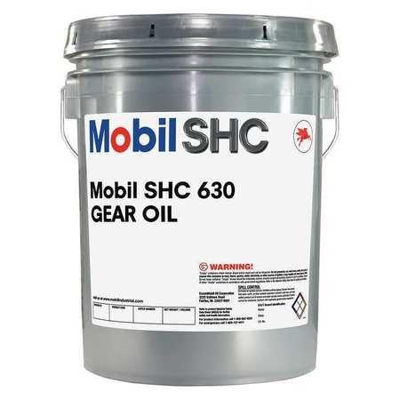 Mobil SHC 630, Circulating, ISO 220, 5 gal.