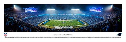 Carolina Panthers - 50 Yard - Blakeway Panoramas Unframed NFL Posters