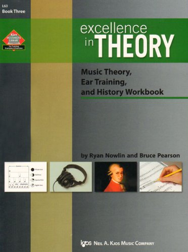 Read Online L63 - Excellence In Theory - Book 3 ebook
