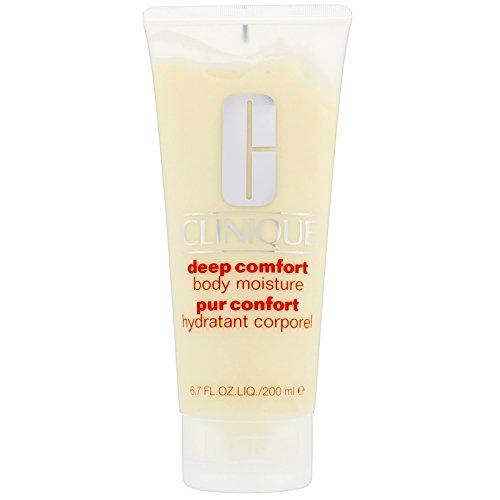 Clinique Deep Comfort Body Moisture, 6.7 Ounce - Body Lotion Deep Moisture