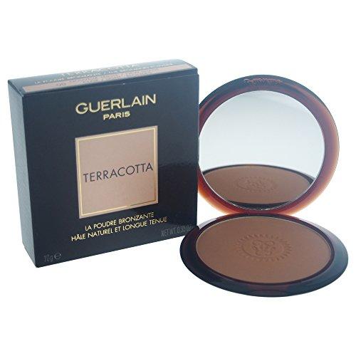 Guerlain Terracotta The Bronzing Powder, No. 00 Clair/Light Blondes, 0.35 Ounce