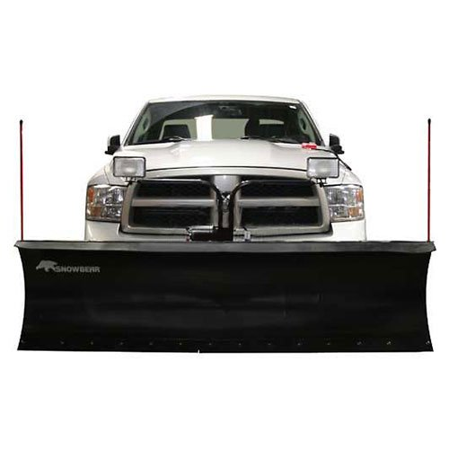 SnowBear 324-082 88″ x 26″ Truck/SUV Snowplow