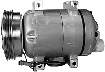 Compressors & Parts Behr Hella Service 351133521 Compressor for Audi 1993-98