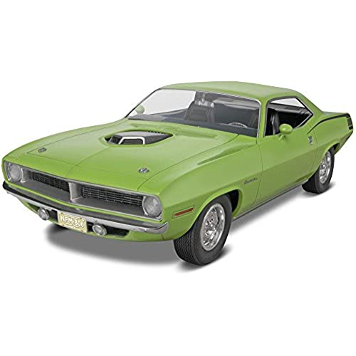 Cars model kits amazon revell 70 plymouth hemi cuda 2n1 plastic model kit junglespirit Gallery
