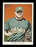 2009 Topps 206 # 214 Jason Giambi Oakland Athletics (Baseball Card) Dean's Cards 8 - NM/MT Athletics