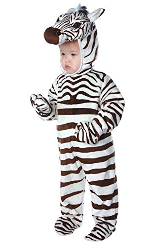 Zebra Kids Costume (Zebra Toddler Costume -)