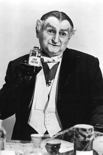 The Munsters - Al Lewis as Grandpa