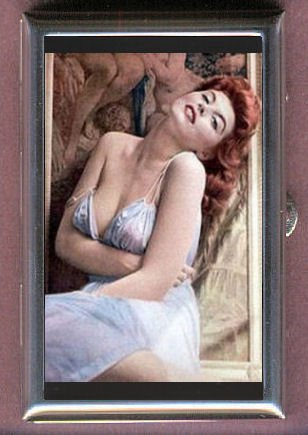 Tina Louise Sexy Ginger Guitar Pick or Pill Box USA Made (Sexy Ginger)