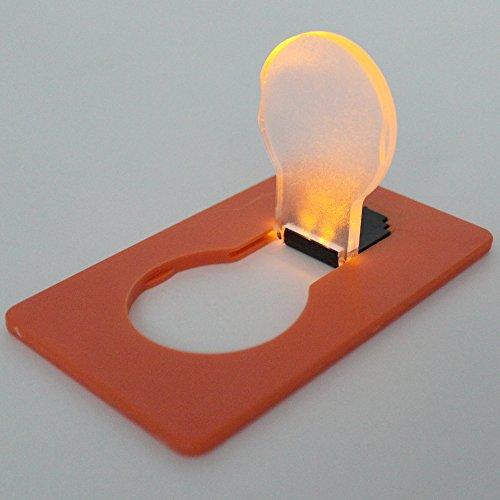 Funny Led Pocket Card Wallet Light - 4