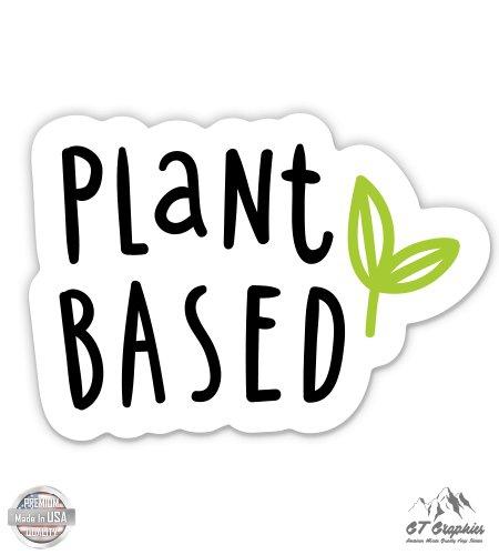 GT Graphics Plant Based Vegetarian Vegan - 5