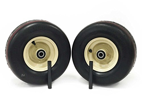 MowerPartsGroup Grasshopper Pneumatic Wheel Assemb