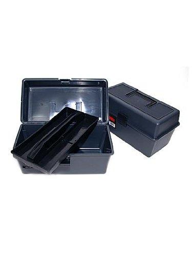 Soho Cube - SoHo 16 Inch Hi-Cube Utility Box With Lift-Out Tray utility box