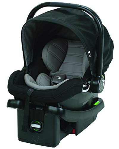 Baby Jogger City Go Infant Car Seat and Base – Black/Grey