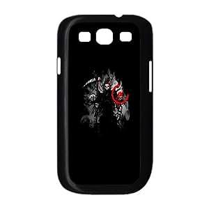 Samsung Galaxy S3 9300 Cell Phone Case Black Deadly Button Q8U1DK