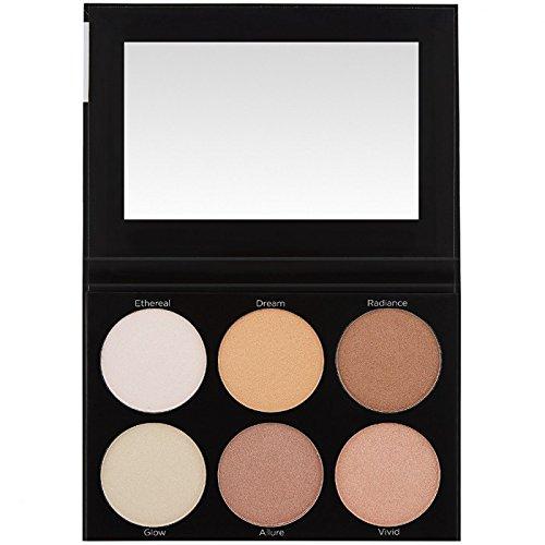Spotlight Highlighter Palette 6Colours BH Cosmetics
