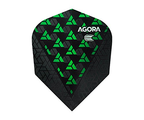 Target darts agora ghost green n/º6
