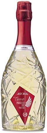 Tiemo Prosecco Treviso DOC Brut Astoria Vino Espumoso Italiano (1 botella 75 cl.)