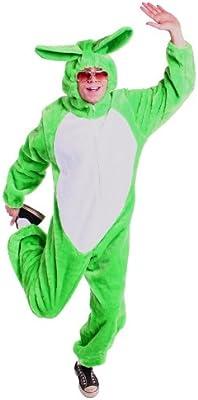 Disfraz de conejo de peluche con disfraz de conejo de peluche ...