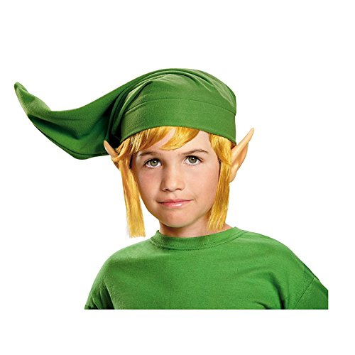 Quick Delivery Costumes (The Legend of Zelda: Link Deluxe Child Costume Kit)