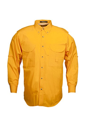 hing Shirt Long Sleeves Tenn. Orange 3XL ()