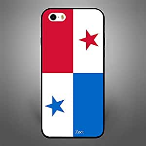 iPhone 5S panama Flag