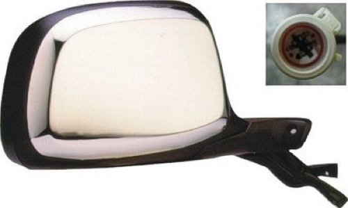 - Go-Parts » Compatible 1992-1997 Ford F-150 Side View Mirror Assembly/Cover/Glass - Right (Passenger) Side - (Base Model + Custom + Eddie Bauer + Lariat + Special + XL + XLT + XLT Lariat) FZTZ 17682)