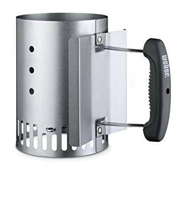 Weber 7447 Compact Rapidfire Chimney Starter from Weber Stephen Company- Accessories