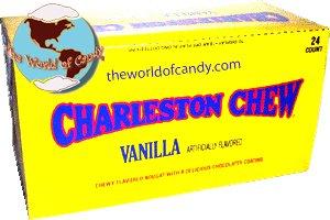 Charleston Chew Vanilla 24ct