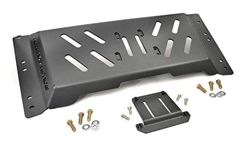 - Rough Country - 1126 - High Skid Plate for Jeep: 97-06 Wrangler TJ 4WD, 04-06 Wrangler Unlimited LJ 4WD