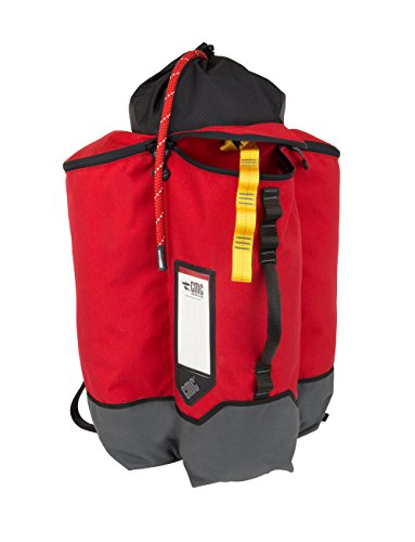 CMC Rescue 431205 Rope & Equipment Bags Medium - 2400 ci (39 L) Black by CMC