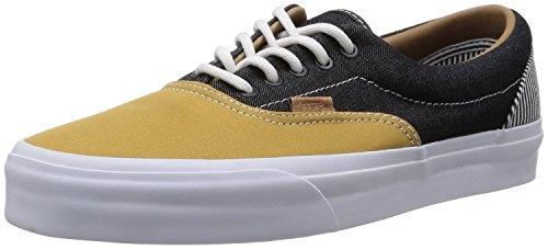 Vans U Era - Zapatillas Unisex adulto Stripes Honey Mustard
