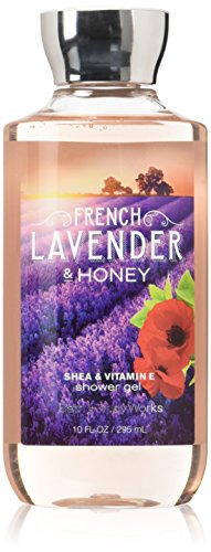 Bath & Body Works French Lavender & Honey Shower Gel 10 oz/295ml
