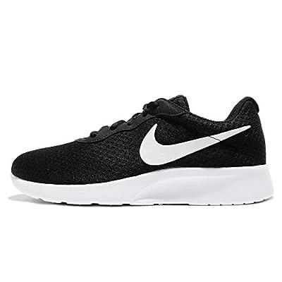 Tanjun Mens Running Shoes - Black/White