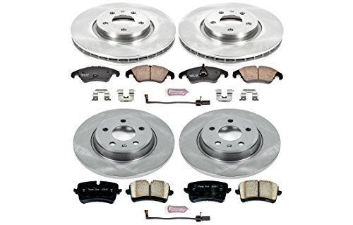 Power Stop KOE6136 Autospecialty Daily Driver OE Brake Kit by Power Stop (Image #1)