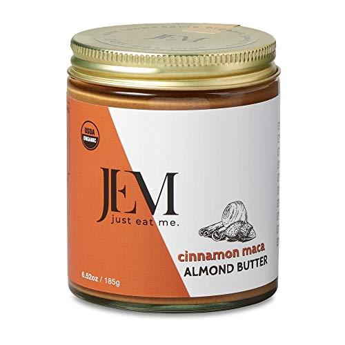 Jem, Nut Butter Spread Almond Cinnamon, 6 Ounce