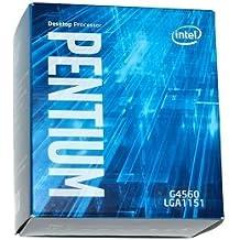Processador Intel G4560 Pentium 1151 3.50 Ghz Box 7ª Geração, Intel, Bx80677G4560
