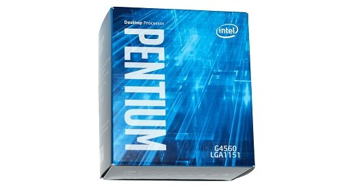 Intel Pentium G4560 3.5 GHz LGA1151