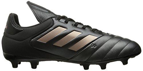 Adidas Originals Mænds Copa 17,3 Fg Klamper Fodbold Sko Sort / Kobber Metallic / Sort